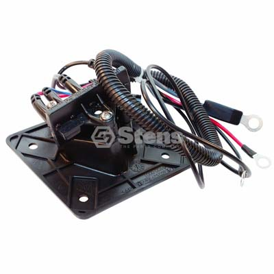 Charger Receptacle for E-Z-GO 602529 / 435-002