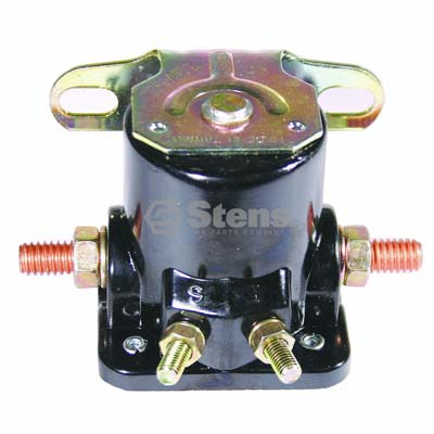 Universal Starter Solenoid 4 Pole for Dixie Chopper 20253 / 435-016