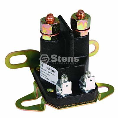 Starter Solenoid Universal Style Double Pole for Ariens 03551000 / 435-435