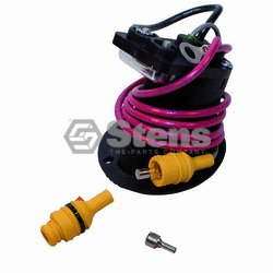 Fuse and Receptacle Assembly for Club Car 101802101 / 435-556