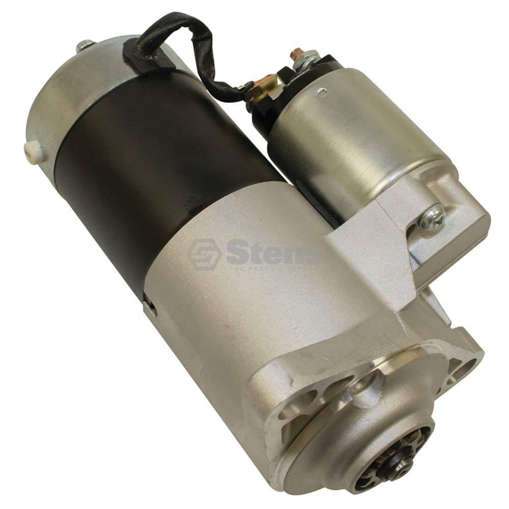 Mega-Fire Electric Starter for New Holland SBA18508-6551 / 435-926