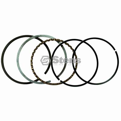 Chrome Piston Ring Std for Kohler 4810801-S / 500-736