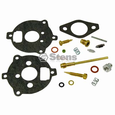 Carburetor Kit for Briggs & Stratton 394693 / 520-049