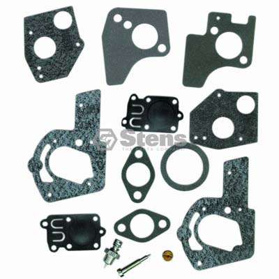 Carburetor Kit for Briggs & Stratton 495606 / 520-522