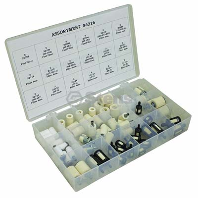 Fuel Filter Assortment 64 Piece Kit / 610-512