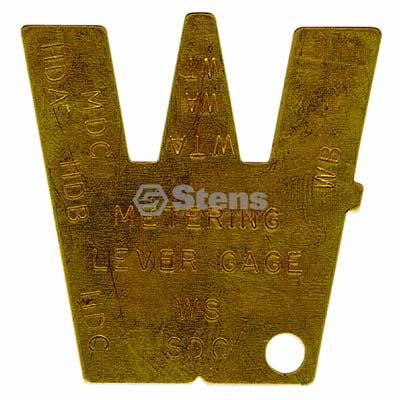 OEM Metering Lever Gauge Walbro 500-13-1 / 615-354