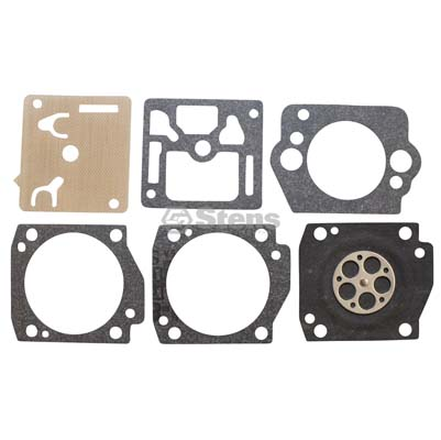 OEM Gasket and Diaphragm Kit Zama GND-73 / 615-403