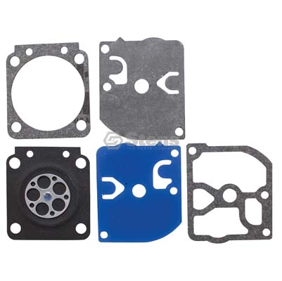 Gasket & Diaphragm Kit for Zama GND-31 / 615-746