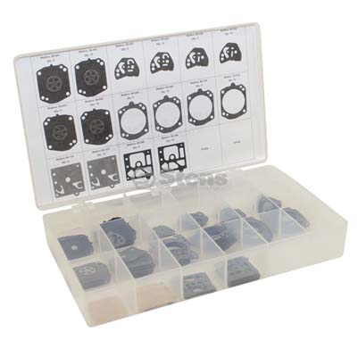 Diaphragm and Gasket Assortment for Walbro HD/HDA / 615-812
