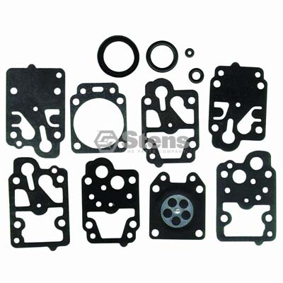 OEM Gasket and Diaphragm Kit Walbro D10-WY / 615-854
