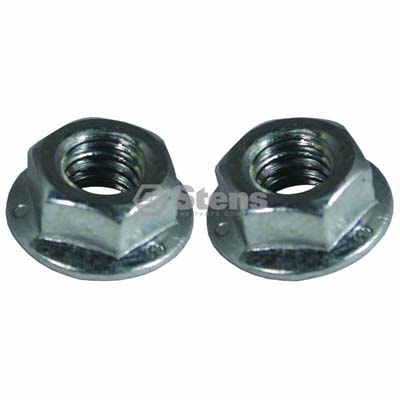 Bar Nut for Poulan 530-015251 / 635-438 / 2 Pack