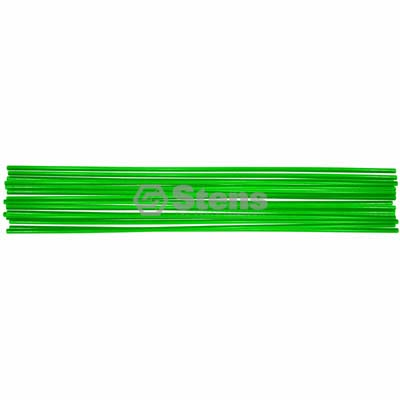"""Driveway Markers 26"""" Green Hollow / 751-131"""
