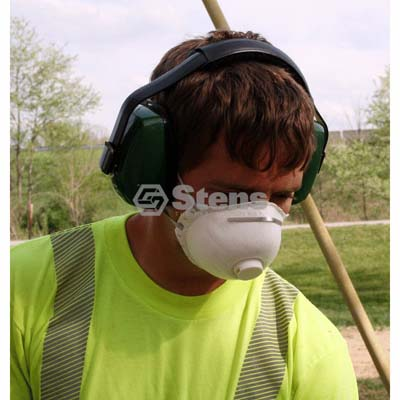 Particulate Respirator Truair N95 with Vent / 751-457 / BACKORDERED NO STOCK