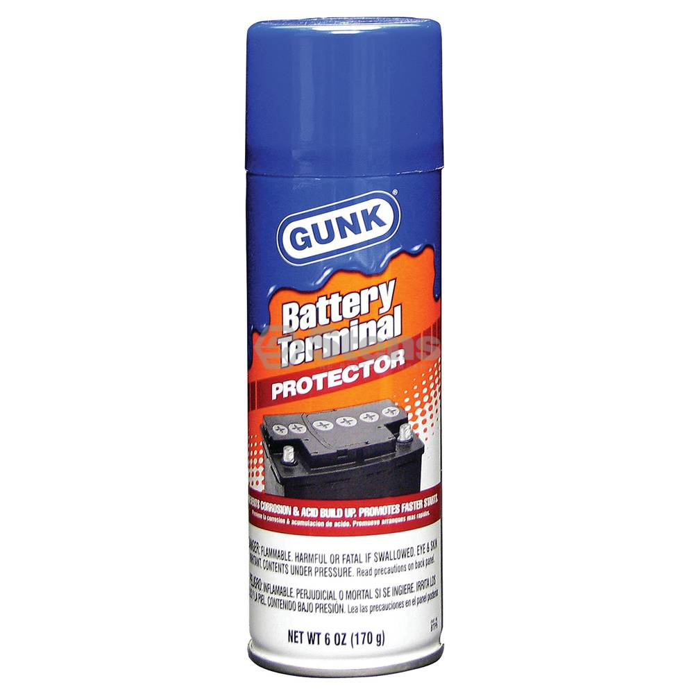 Gunk Battery Terminal Protector 6 oz. Aerosol Can / 752-872