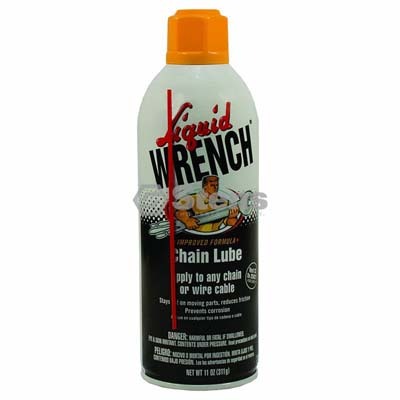 Liquid Wrench Chain Lube 11oz Aerosol Can / 752-888