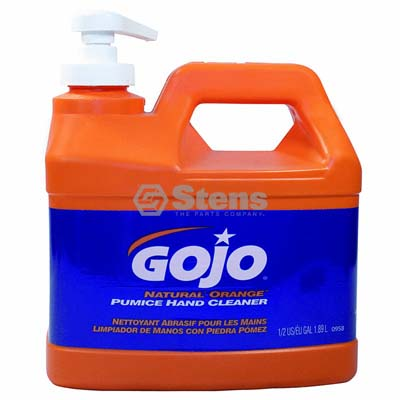 Gojo Hand Cleaner 1/2 Gallon Container / 752-940