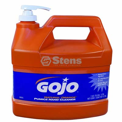 Gojo Hand Cleaner 1 Gallon container with pump / 752-944