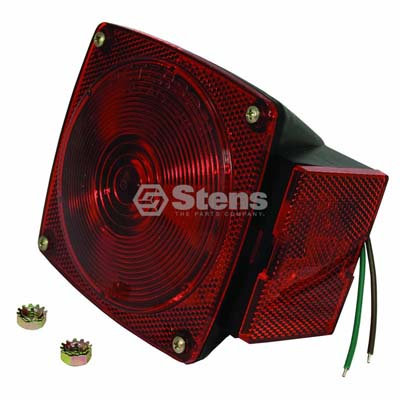 Combination Tail Light Incandescent / 756-078