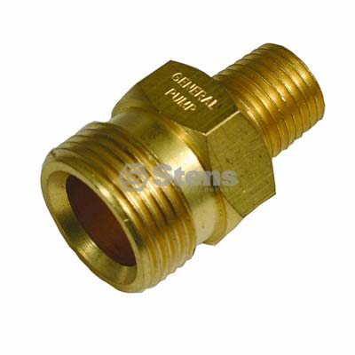 "Coupler Plug 7.8 Gpm, 3, 650 PSI; 1/4"" Male Inlet for GP D10021 / 758-263"