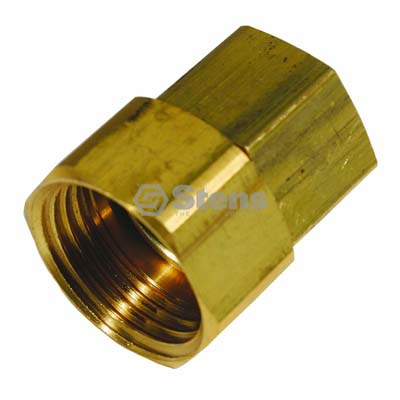 "Garden Hose Adapter 1/2"" F x 3/4"" FGH for GP 680004 / 758-607"