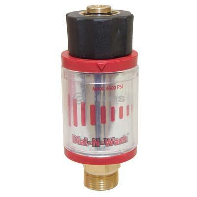 Dial N Wash Variable Pressure Regulator / 758-725