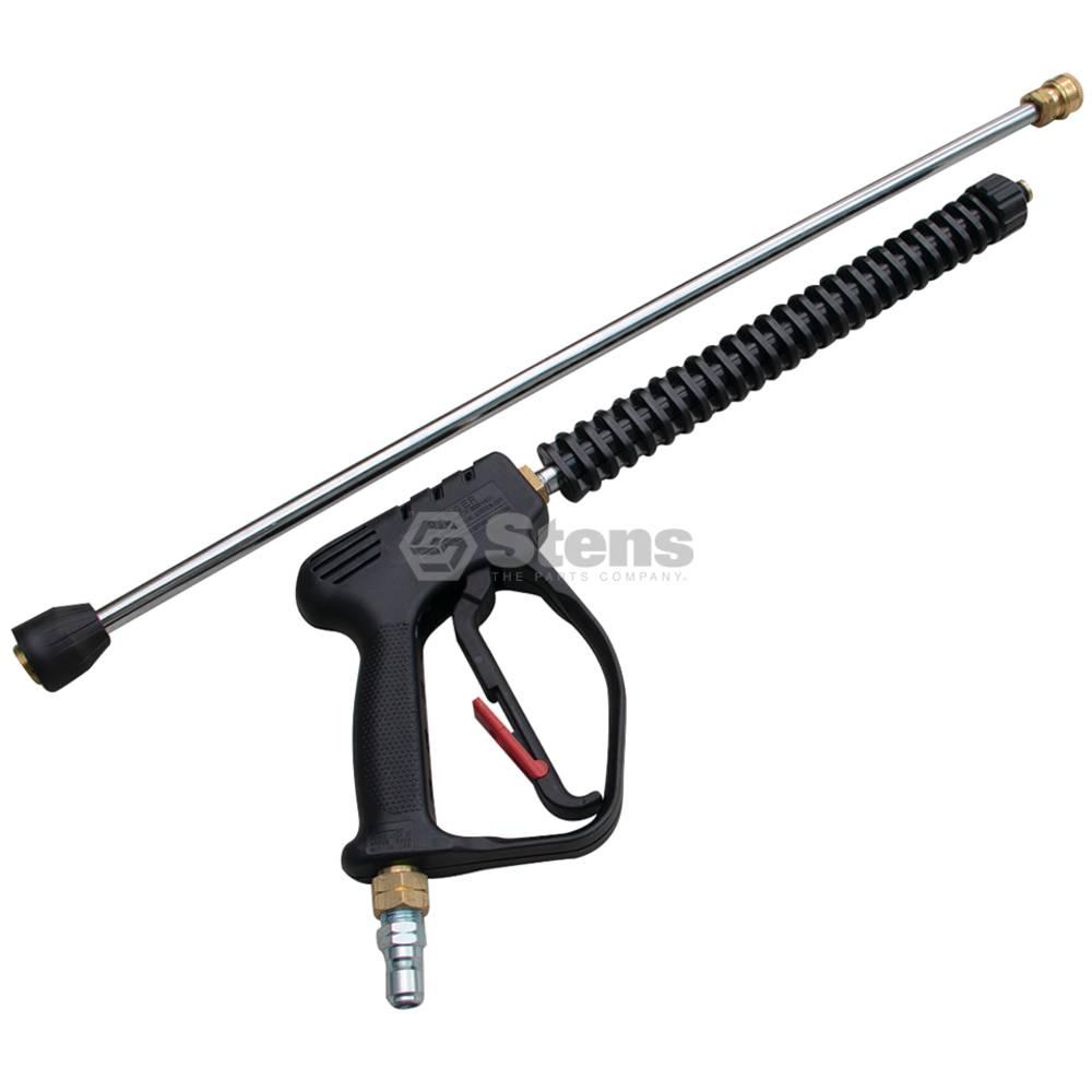"Pressure Washer Gun Kit 3/8"" Plug x 1/4"" Coupler / 758-793"