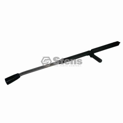 "Lance/Wand -Dual 40"" Extension 1/4""M In; 1x1/4""F & 1x1/8""F-Out / 758-823"