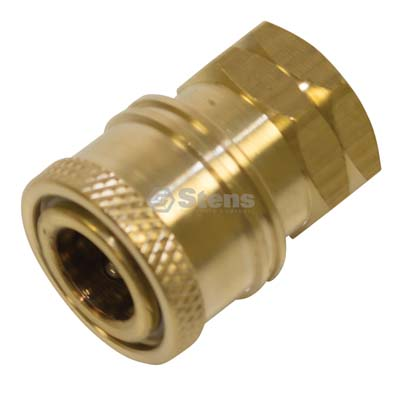 "Quick Coupler Socket 1/4"" Female / 758-906"