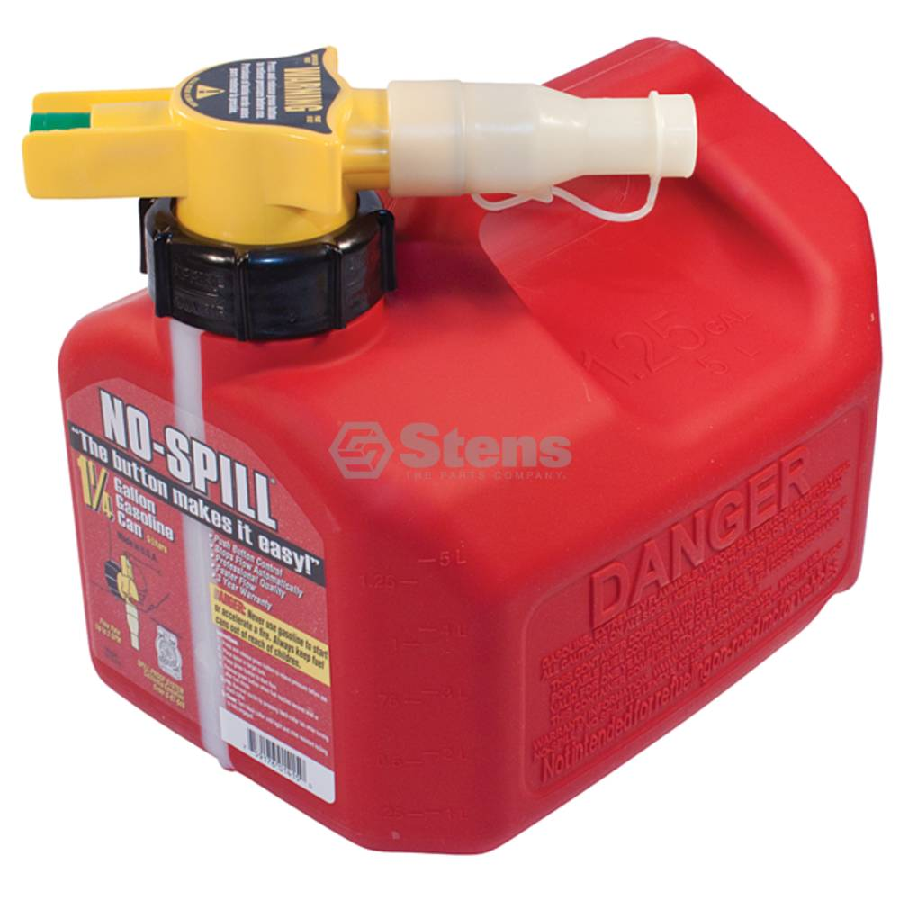 OEM 1 1/4 Gallon Fuel No-Spill 1415 / 765-100