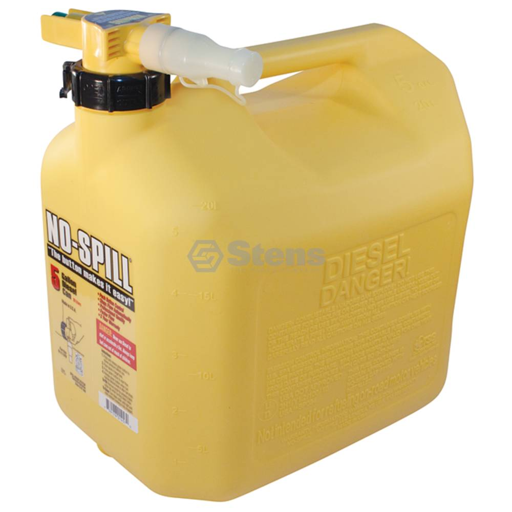 OEM 5 Gallon Diesel No-Spill 1457 / 765-108