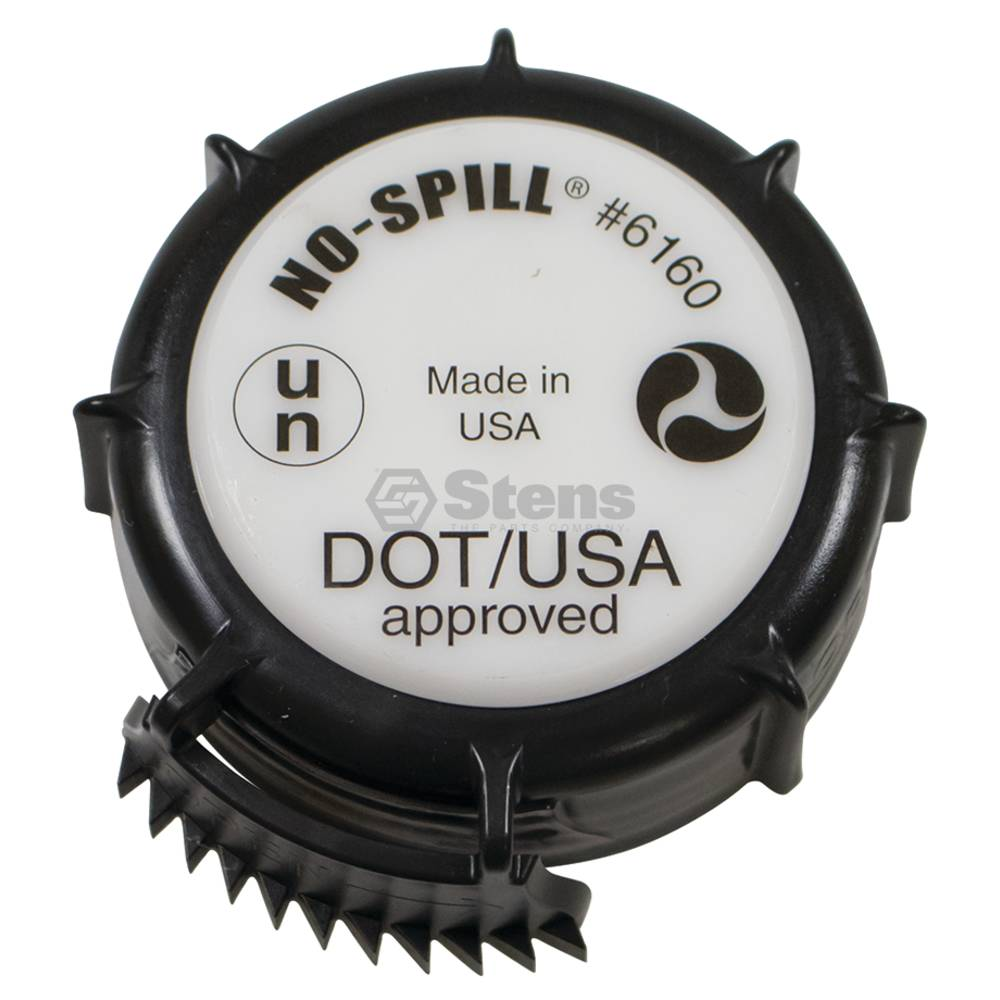DOT Fuel Can Cap for No-Spill 6160 / 765-114