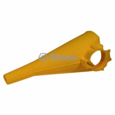 "Fuel Can Funnel 9"" Polyethylene / 765-192"