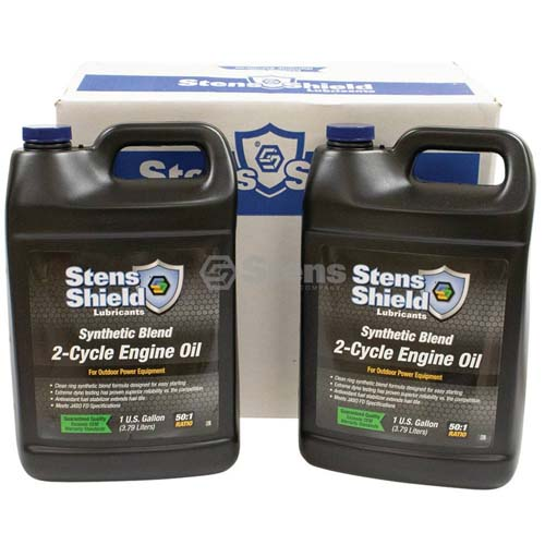 Stens Synthetic Blend 2-Cycle Case of 4 x 1 gal. Bottles / 770-102