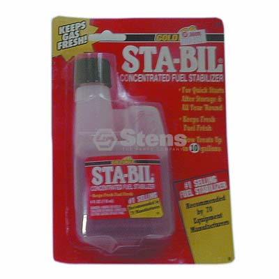 Sta-Bil Fuel Stabilizer 4 oz Bottle / 770-115