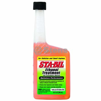Sta-Bil Ethanol Treatment 10 oz Bottle / 770-535