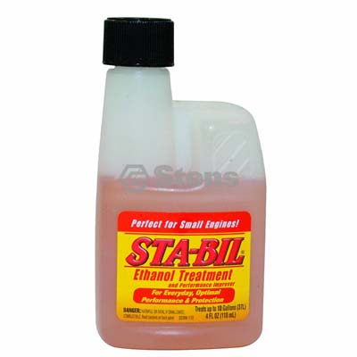 Sta-Bil Ethanol Treatment 4 oz Bottle / 770-539