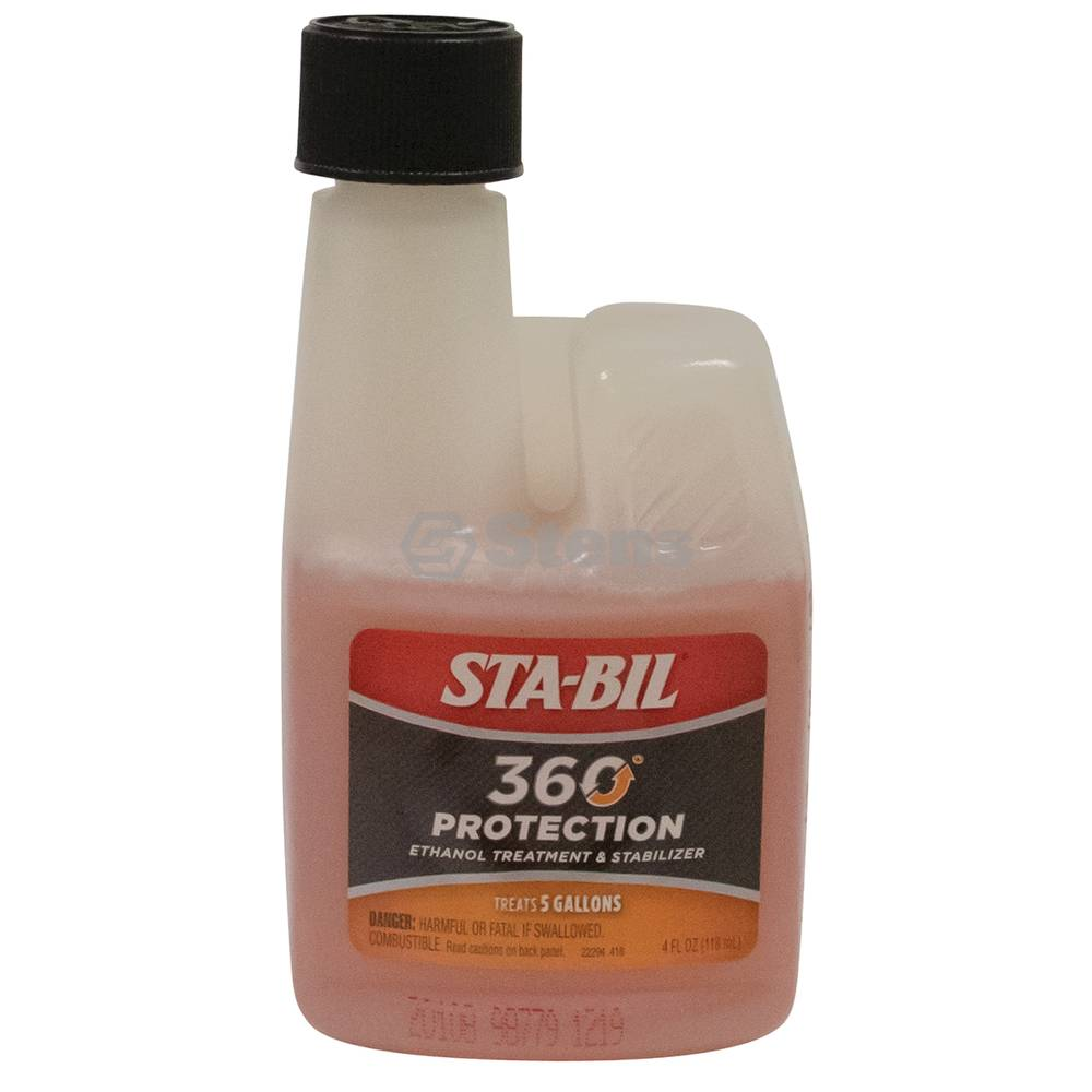 Gold Eagle Sta-Bil 360 Fuel Treatment 4 oz. bottle / 770-639