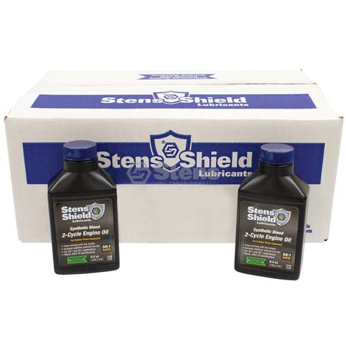 Stens Synthetic Blend 2-Cycle Case of 24 x 6.4 oz. bottles / 770-642