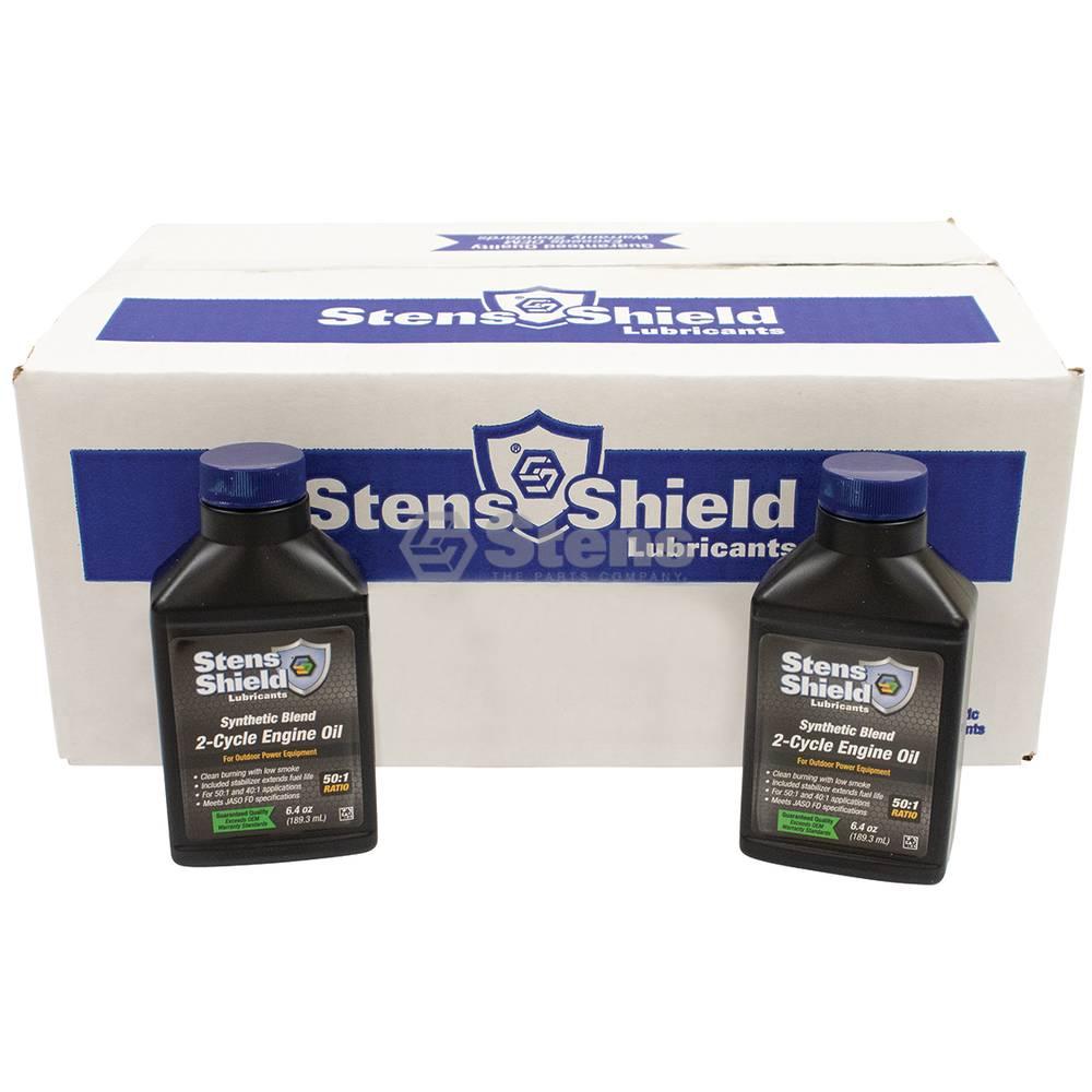 Shield 2-Cycle Engine Oil Twenty-Four 6.4 oz. Bottle / 770-646