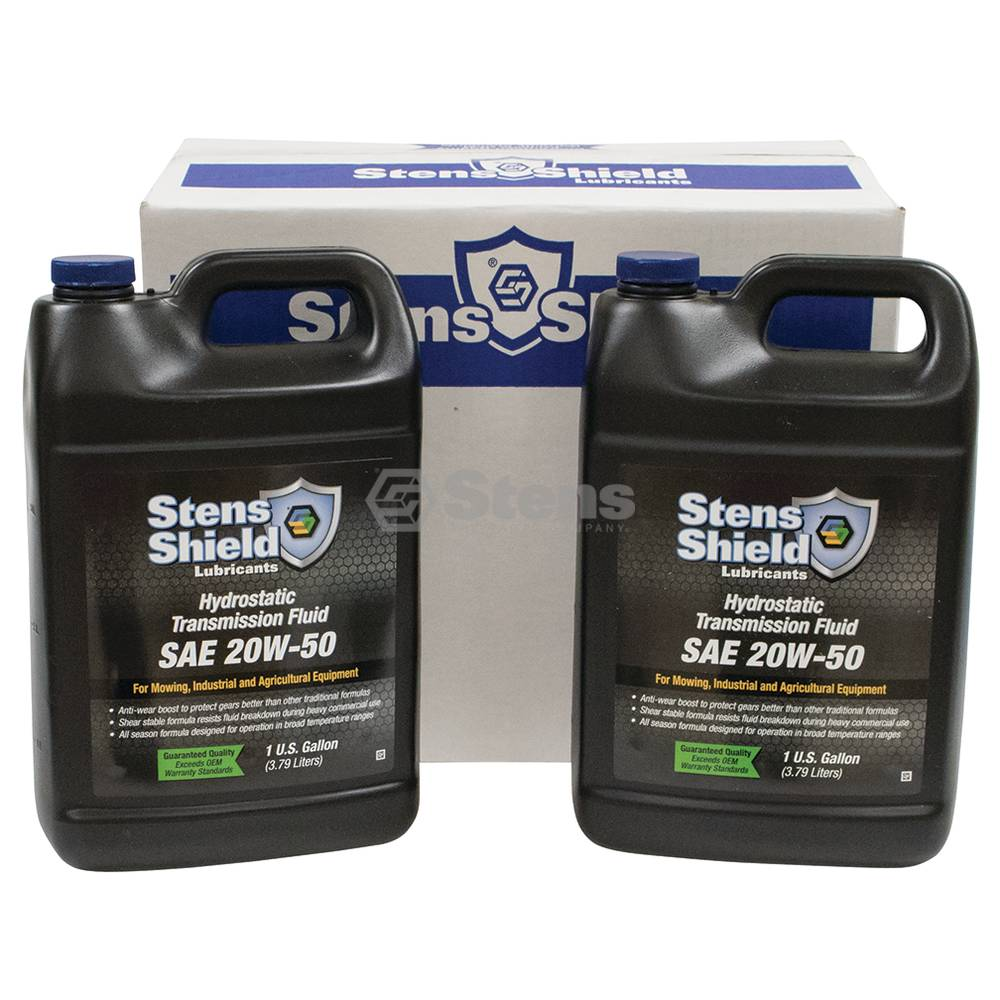 Stens Hydrostatic Transmission Fluid Four 1 Gallon Bottles / 770-738