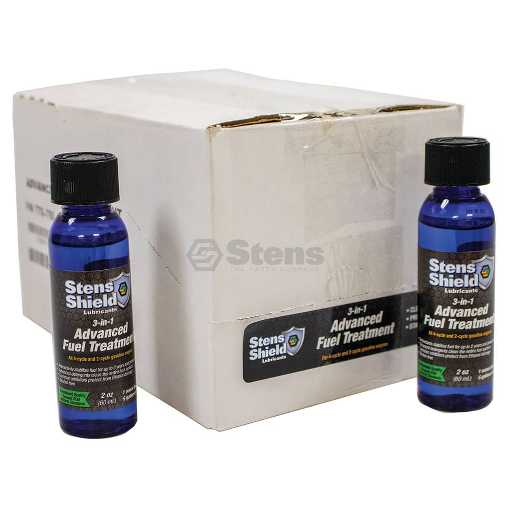Stens shield Fuel Treatment Twenty-four 2 oz. bottles / 770-750