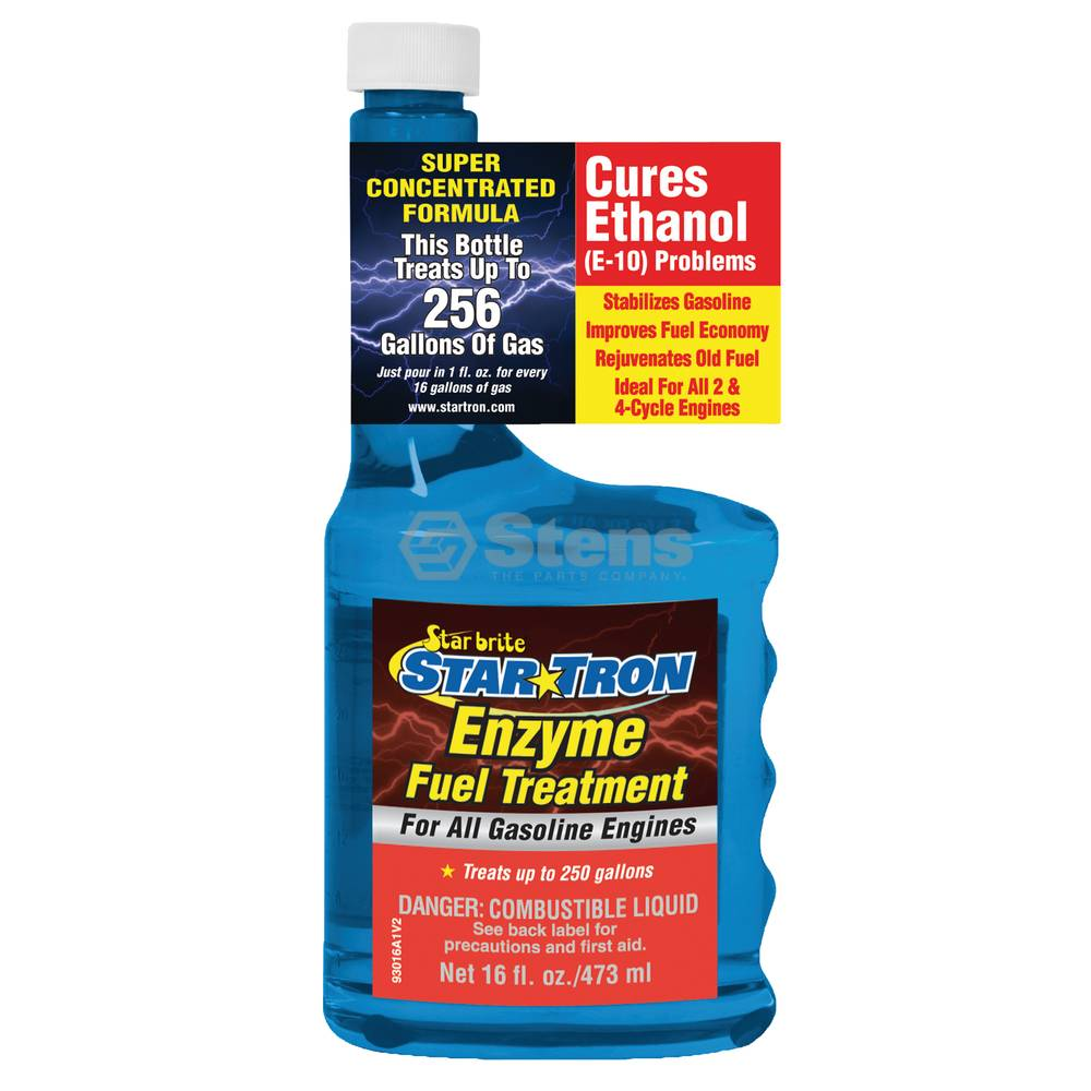 Star Tron Gasoline Additive 16 oz. Bottle / 770-831