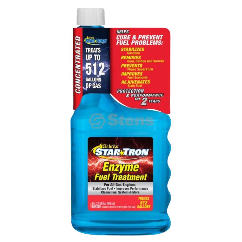 Star Tron Gasoline Additive 32 oz. Bottle / 770-835