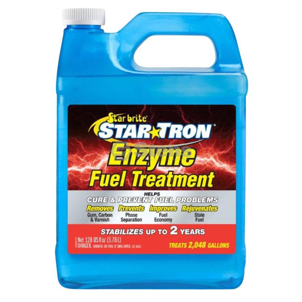 Star Tron Gasoline Additive 1 Gallon Bottle / 770-843