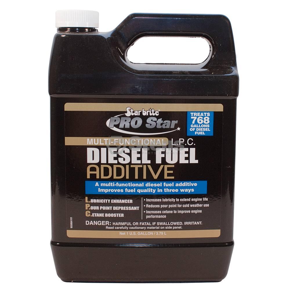 Star Tron Star Brite Pro L.P.C Diesel Additive 1 Gallon Bottle / 770-863