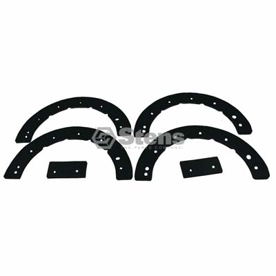 Snowthrower Paddle Set for MTD 931-0782A / 780-027
