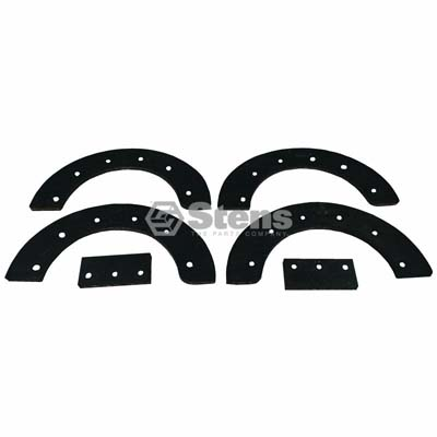 Snowthrower Paddle Set for Noma 302565 / 780-340