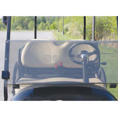 Cart & Course Clear Windshield / 851-003