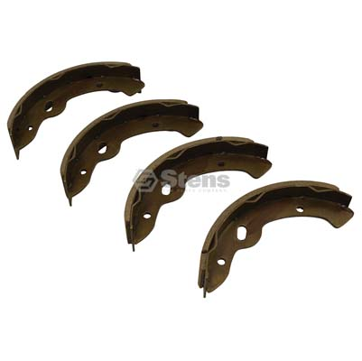 Brake Shoes for EZ-GO 70795-G01 / 851-224