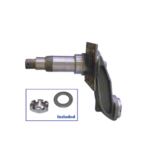 "Drop Spindle 84 / 1.719"" / 1-3/8"" Bearing, 4H Flange"